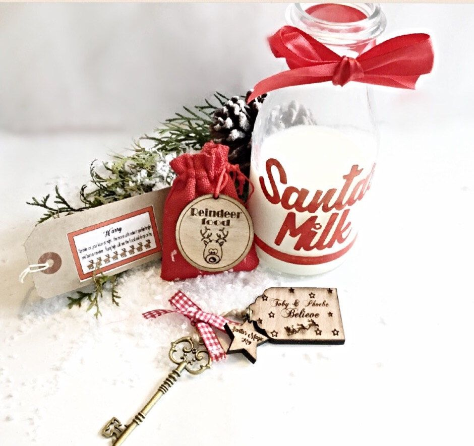 Personalised christmas eve box fillers christmas eve pack for Christmas eve food ideas uk