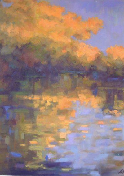 Autumn River // Antonia Walker