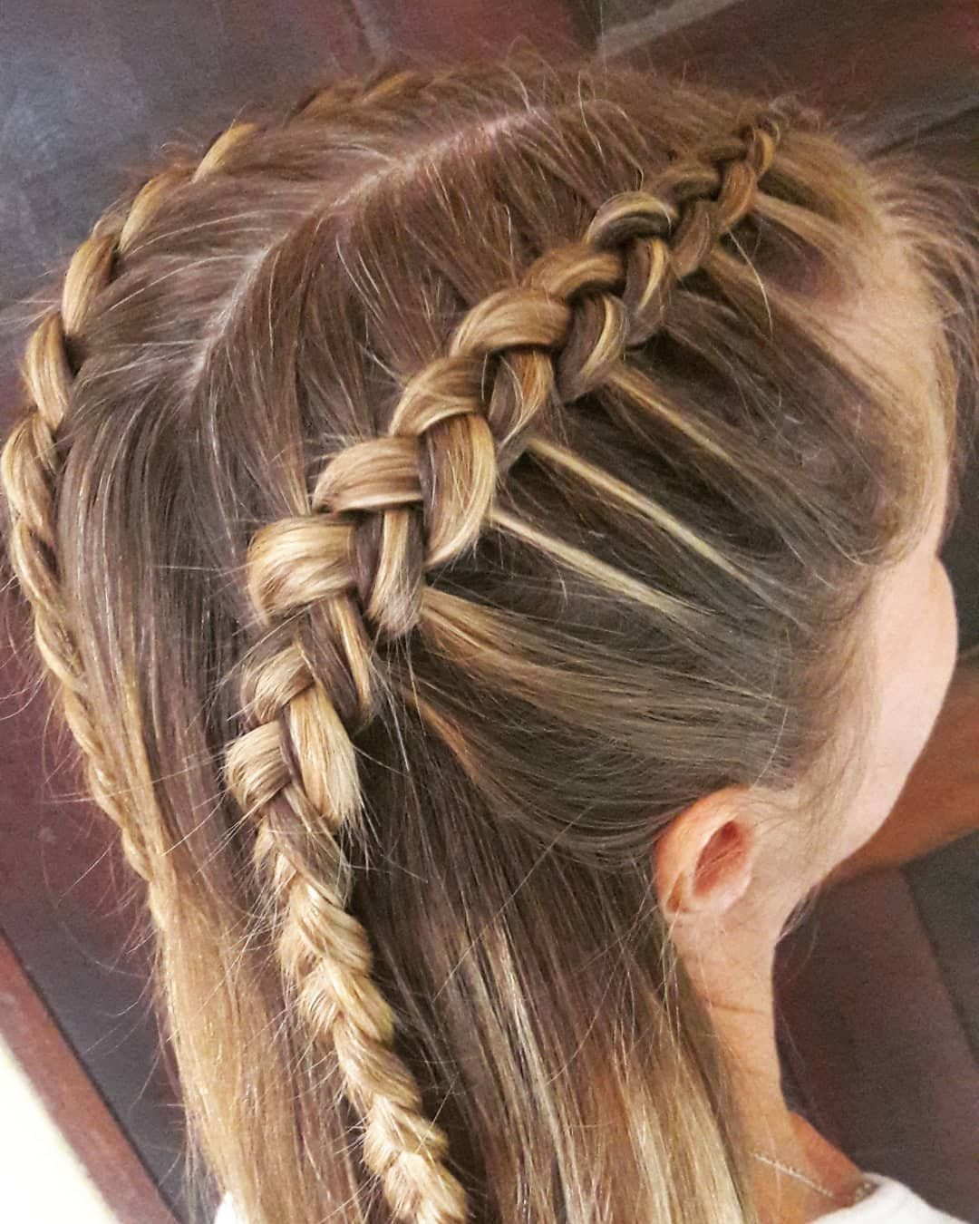 28 Gorgeous Multiple Braids Hairstyles For Women In 2020 Womens Hairstyles Hair Styles Braided Hairstyles
