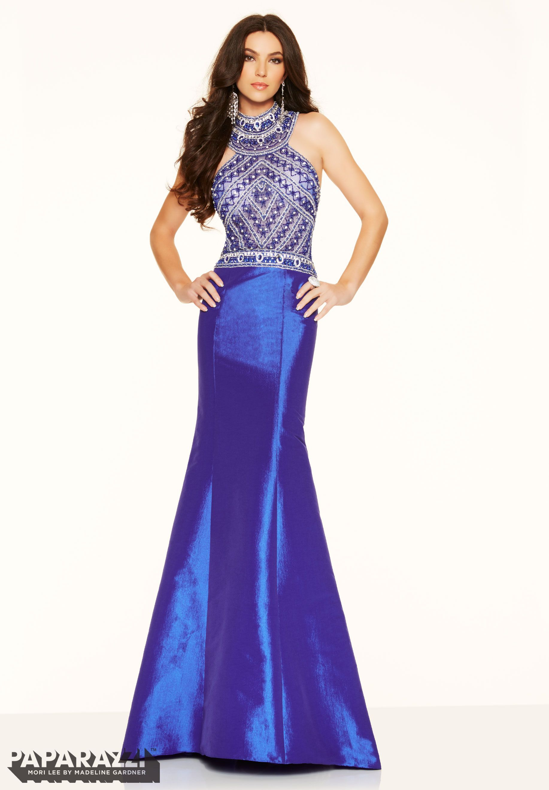 Available in Royal, Red, and Silver Sky   Prom Dresses   Pinterest