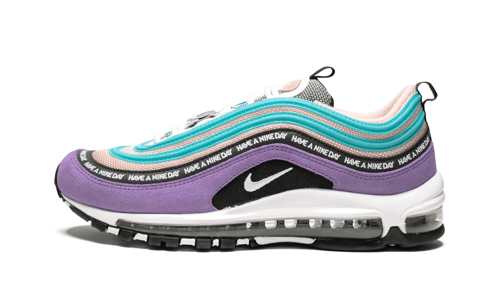 Nike Air Max 97 ND Space PurpleWhite 'Have A Nike Day' in