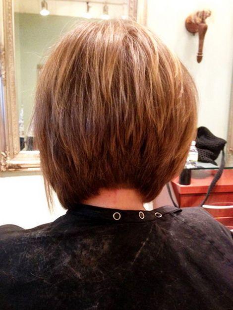 Прическа боб каре фото вид сзади | Укладка коротких волос ...