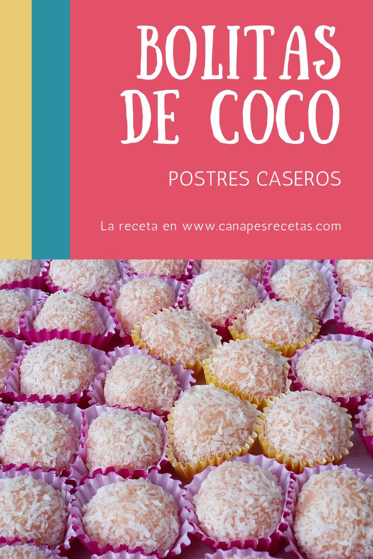 BOLITAS DE COCO 👩🍳¿Cómo hacer RECETAS de coco FACIL ES? 🥥