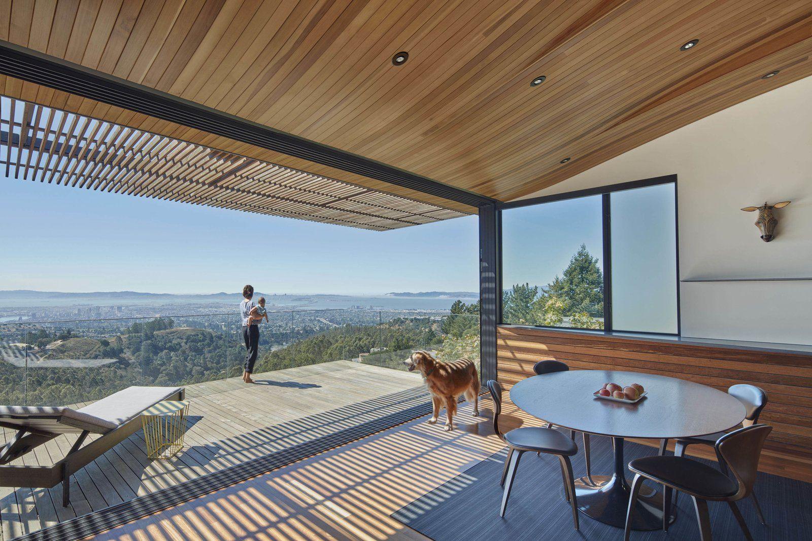 Skyline House Modern Home in Oakland California