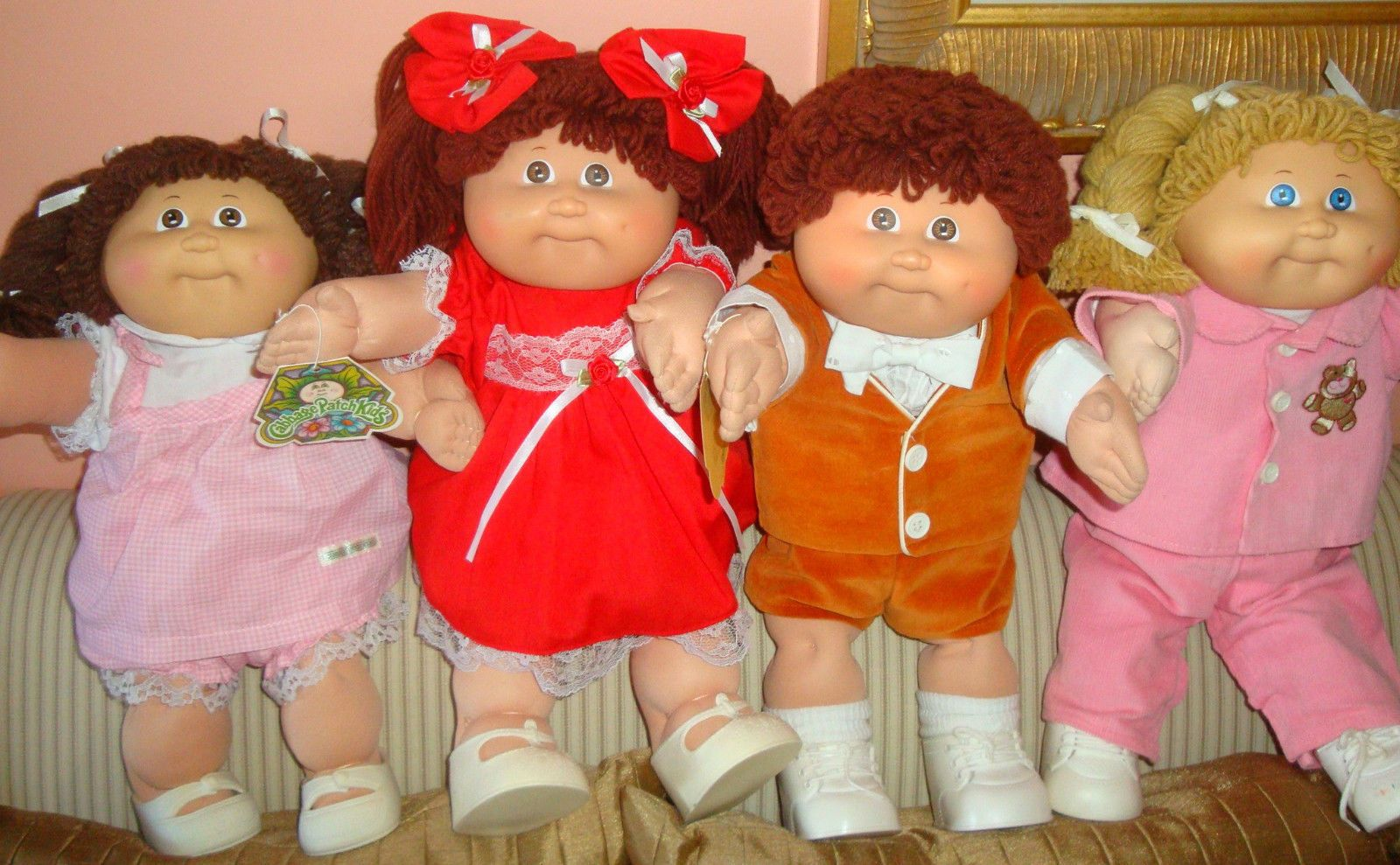 17 Vintage Cabbage Patch Kids Doll Lot Cpk Jesmar Coleco Bald Boy Girl 1 2 3 Cabbage Patch Kids Cabbage Patch Kids Dolls Patch Kids