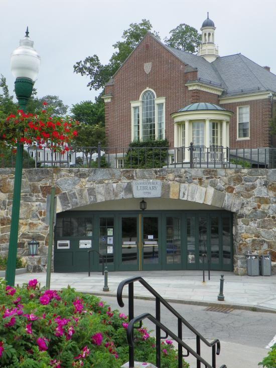 Camden Public Library.