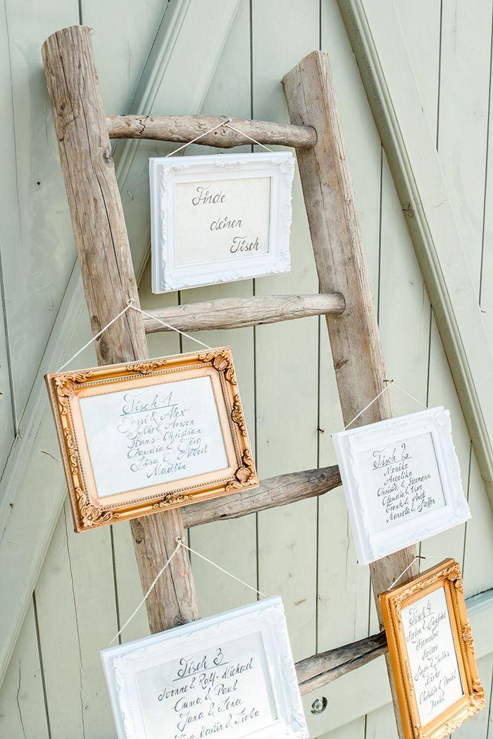 Hochzeitsdeko In Rosa   Friedatheres.com Place Cards Wedding Location:  Krongut Bornstedt Dekokonzept, Hochzeitsplanung: Freakinu0027 Fine Weddings  Fotograf: ...