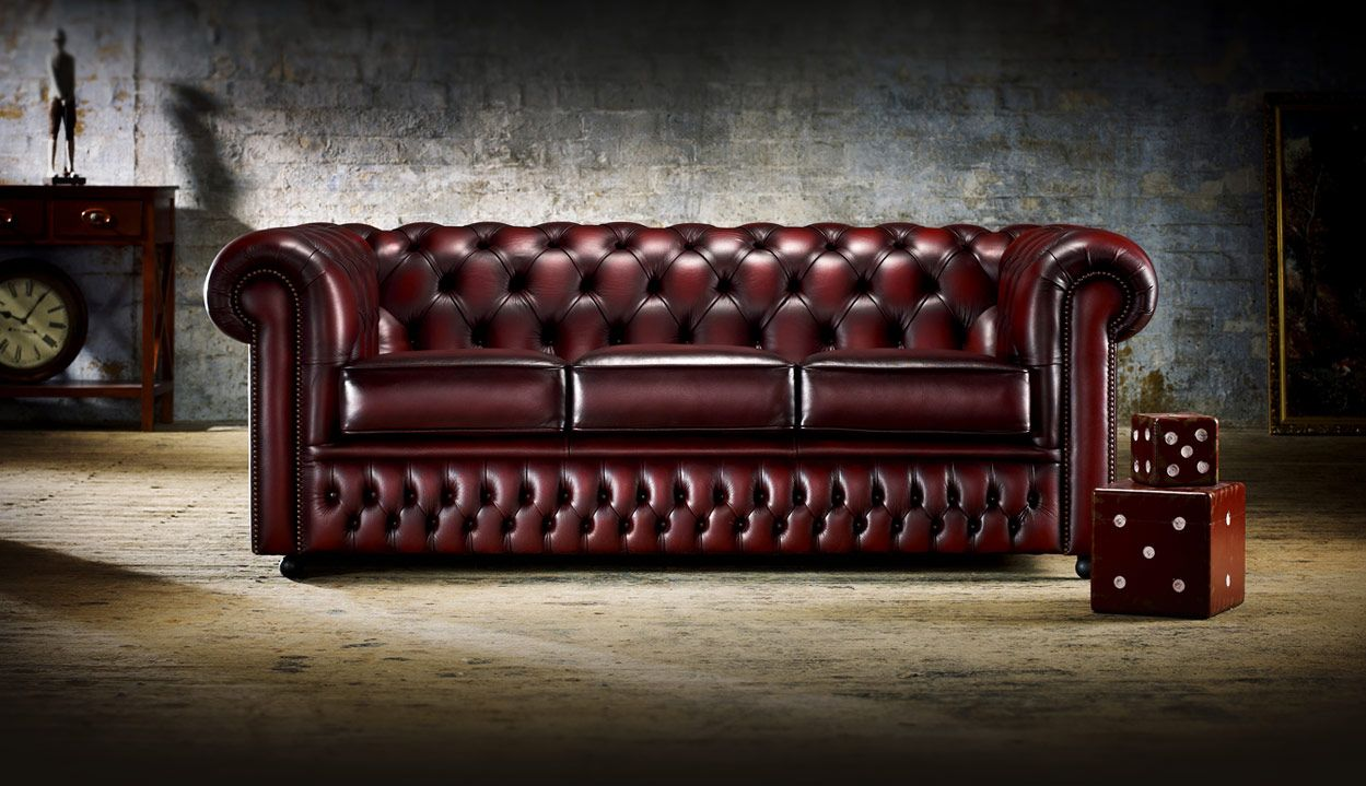 Chesterfield sofa home furnishing pinterest for Couch chesterfield