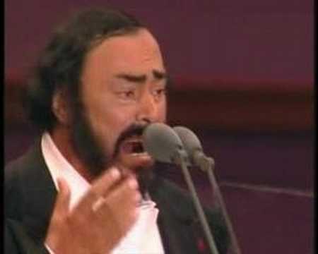unique design cheap price catch Pavarotti