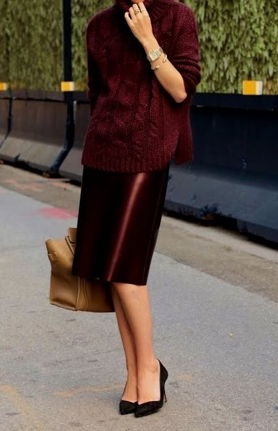 b170a9ab7db2 Oxblood Sweater by Velvet