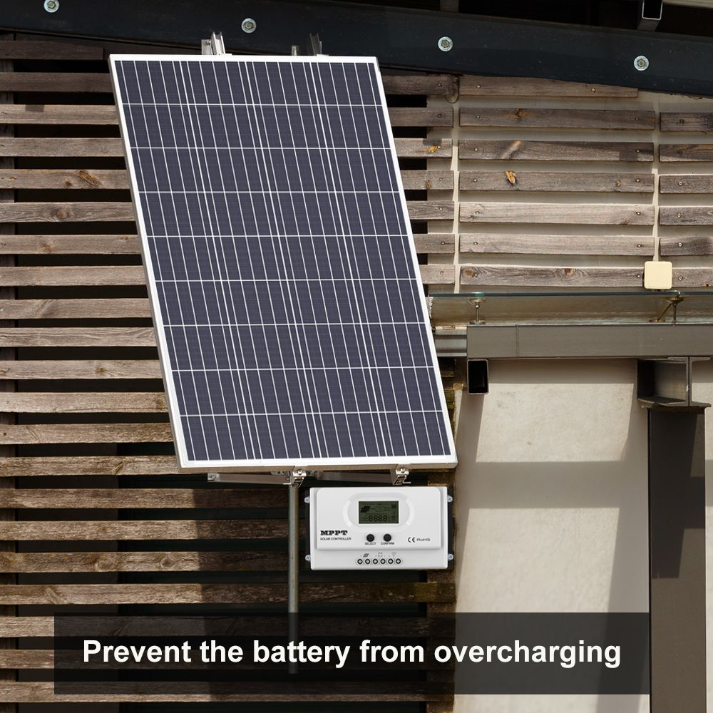 Pin By Allpowers On Solar Panel Accessories Solar Panels Outdoor Decor Home Appliances