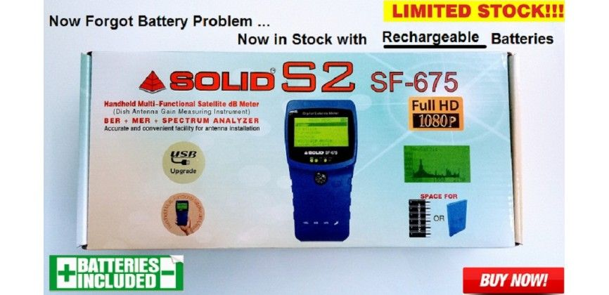 Buy SF-675 dB meter online | SOLID4YOU E-MARKETING | Stuff