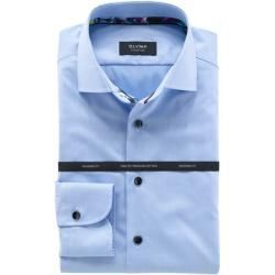 Olymp Signature Hemd, Tailored Fit, Signature Kent, Bleu, 39 Olympolymp #Fitness recetas Businesskle...