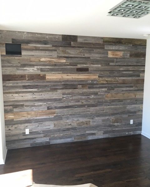 Wood Accent Wall Bedroom Ideas: Pin By Shereen Thomas On TV Room Stuff