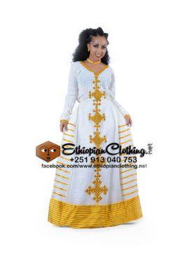 Ethiopian Fashion Dress | Wedding Day | Pinterest | Eritrean ...