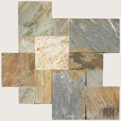 Landscaping Tiles By Msi Stone