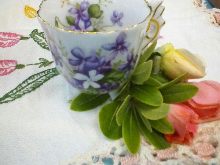 Monday Tea