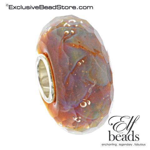 Elfbeads Halo Braid Glass Bead