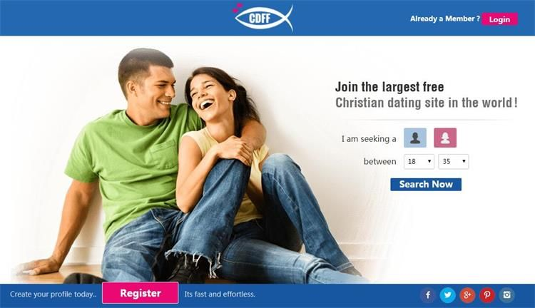 Dating website for christians