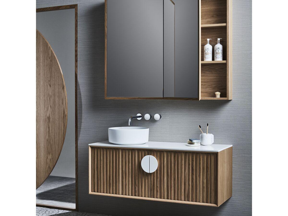 Issy Halo I 1101 1300mm X 400 500mm X 450mm Custom Vanity Unit With 2 Doors Internal Shelf With Bathroom Vanity Trends Bathroom Trends Bathroom Vanity Units