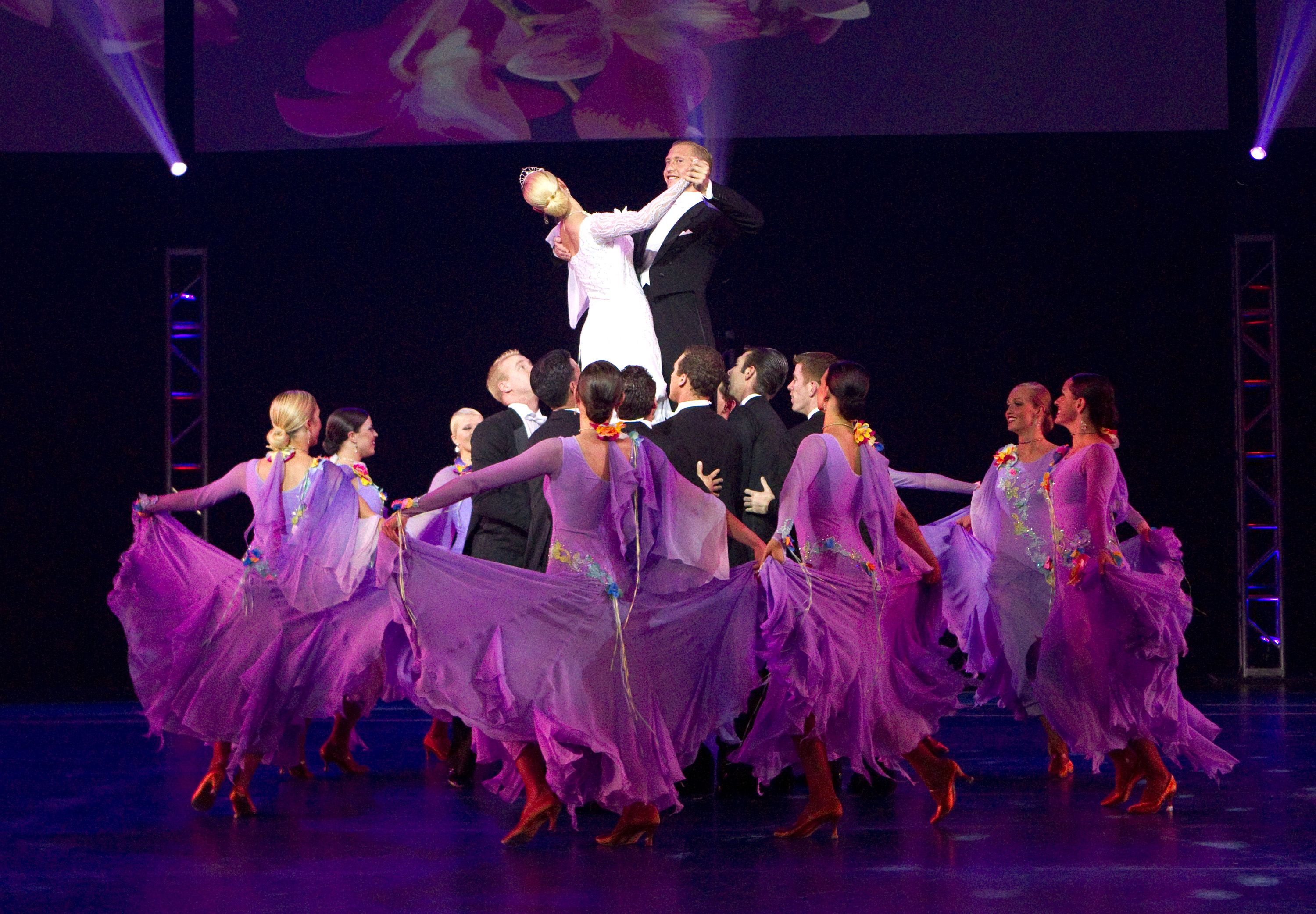 Byu Ballroom Dance Company Invites Audiences To Imagine April 8 9 Dance Company Ballroom Ballroom Dance