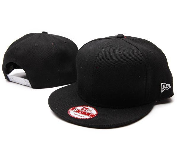 62f096aae79e1 ... ireland vintage new era blank plain snapback hats black adjustable caps  0695 only 8.90usd 63633