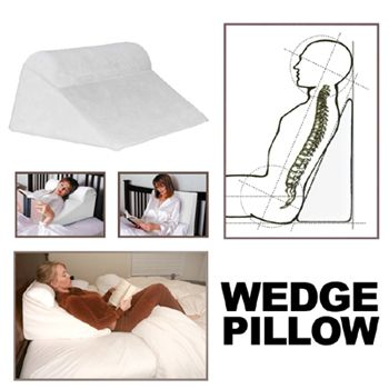 bed wedge pillow wedge pillow