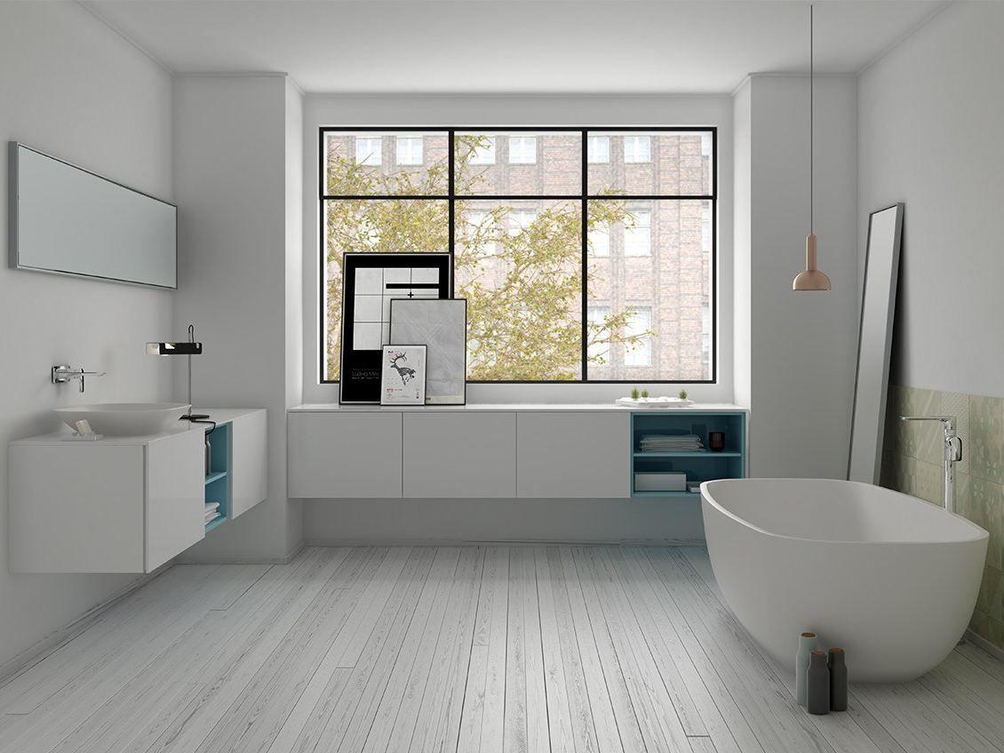Badezimmer-Ausstattung Kollektion Strato by INBANI   Design INBANI ...