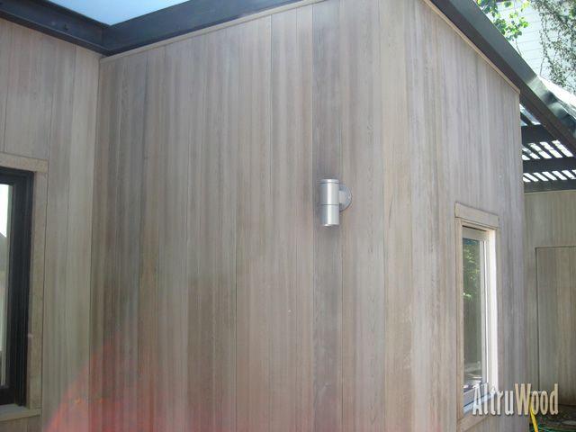 Fsc Certified Western Red Cedar Siding Altruwood For