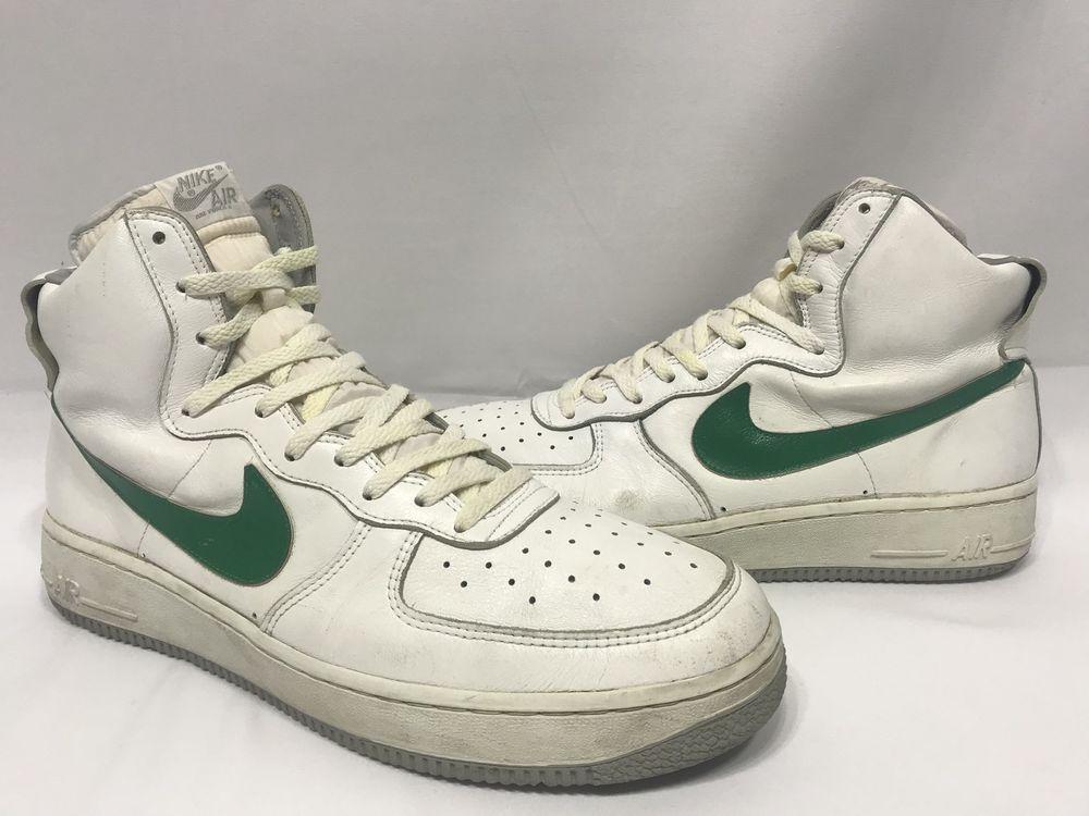 VTG OG 1983 Nike Air Force 1 PLAYER SAMPLES Size 14 Korea
