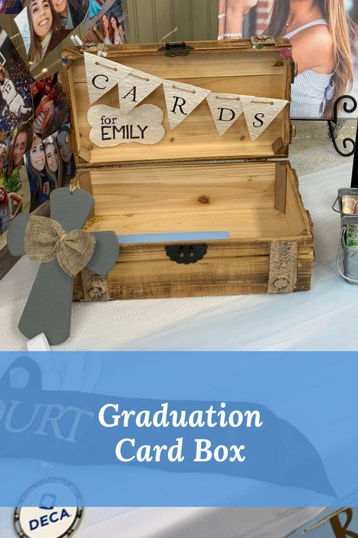 graduation card box ideas  graduation card boxes