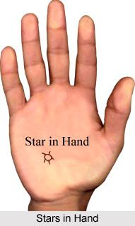 Stars in Hand, Palmistry