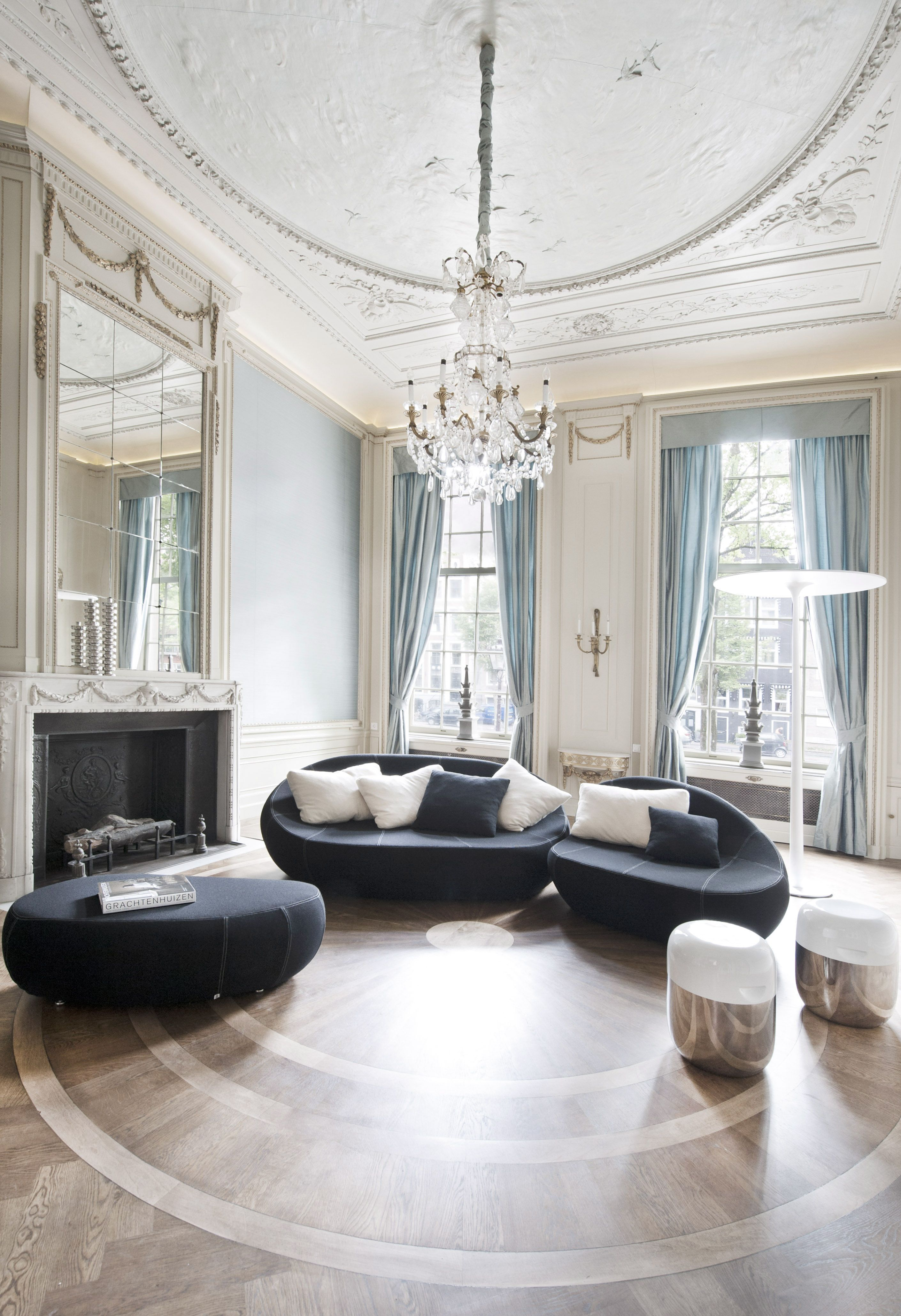 Interior Design Amsterdam Interior Design Monumental Reception Rooms For Replay Office And