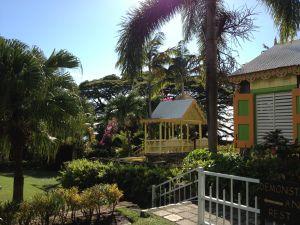 Romney Manor and botanical gardens
