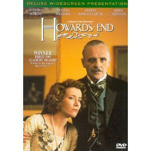 Howard's End - a film by James Ivory, book by E.M. Forster