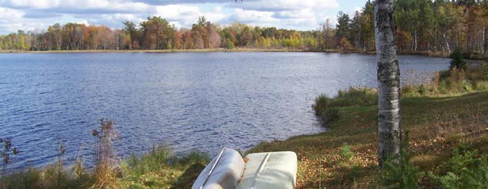 Woods Lake At Governor Thompson State Park This Is The Brand