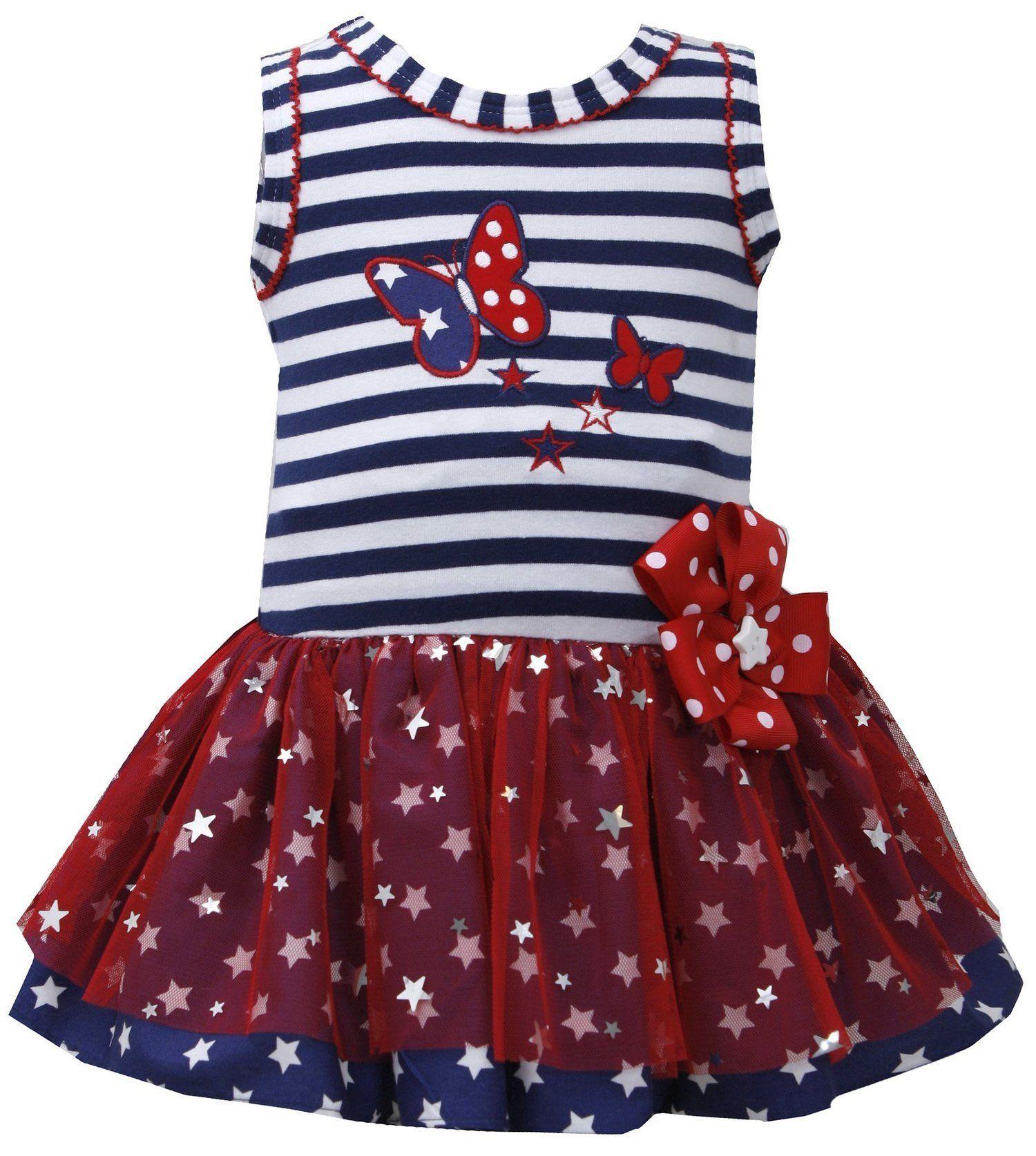 Red dress 6-9 months