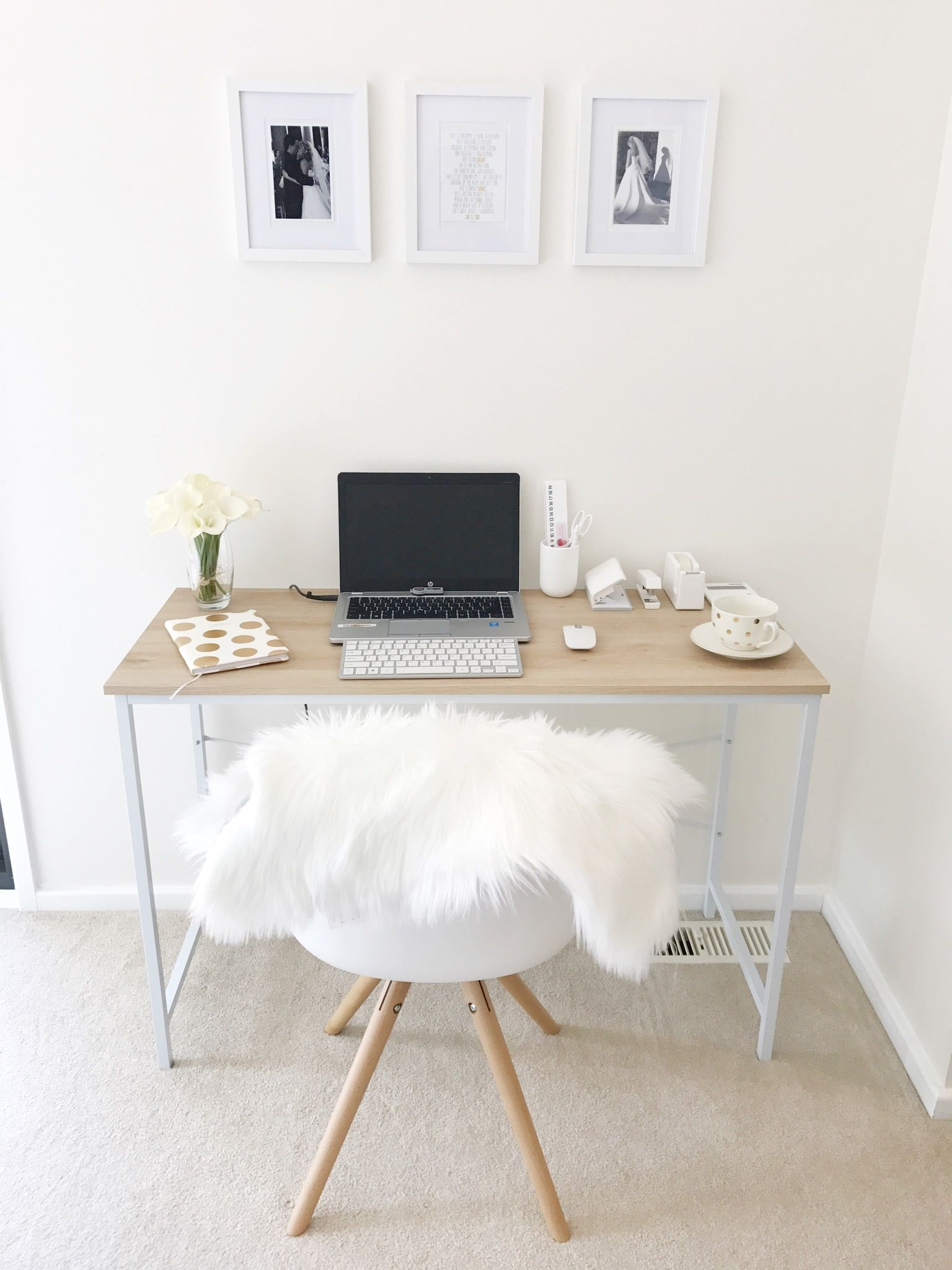 Woman S Home Office Total Cost Less