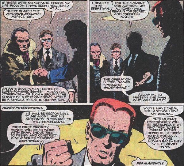 Uncanny X-Men #141-142 : SuperMegaMonkey : chronocomic