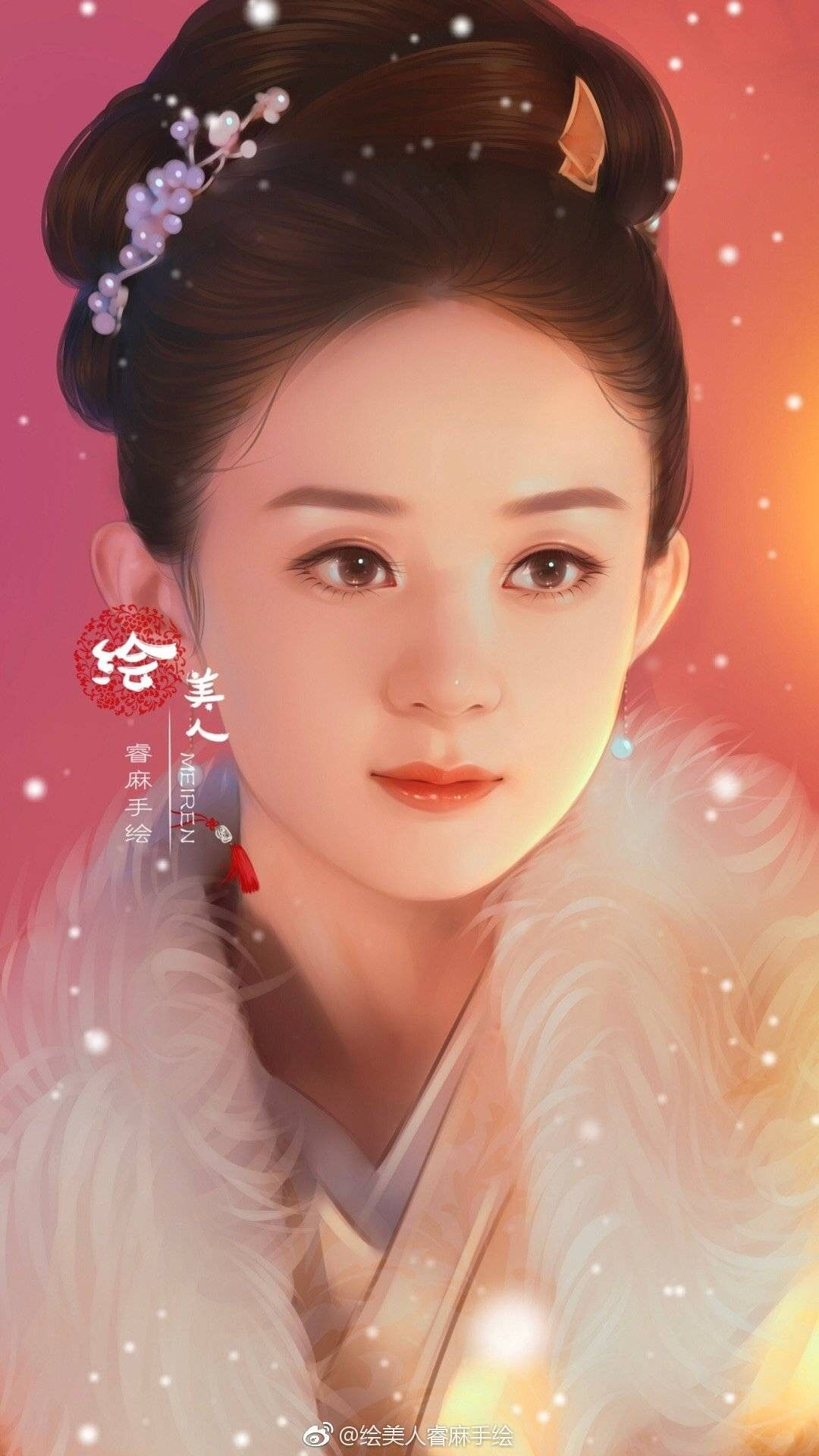Pin oleh Sk k2528 di Zhao liying(จ้าวลี่อิง) Gadis