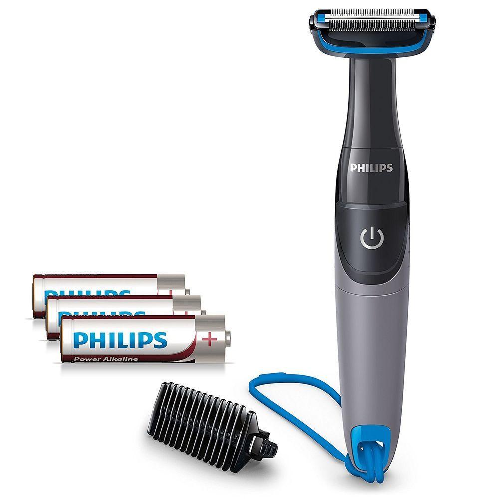 Philips Bg1025 15 Showerproof Body Groomer For Men Free Shipping