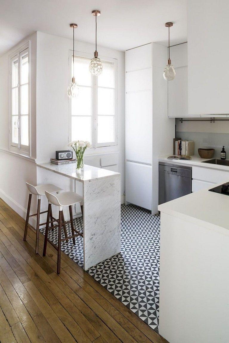 19 Wonderful Apartment Kitchen Design Ideas Kitchen Decor Apartment Kitchen Remodel Layout Small Modern Kitchens