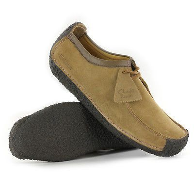 Clarks Originals Mens ** Natalie Oakwood Suede Limited Stock ** 7,8,9,10,11 G