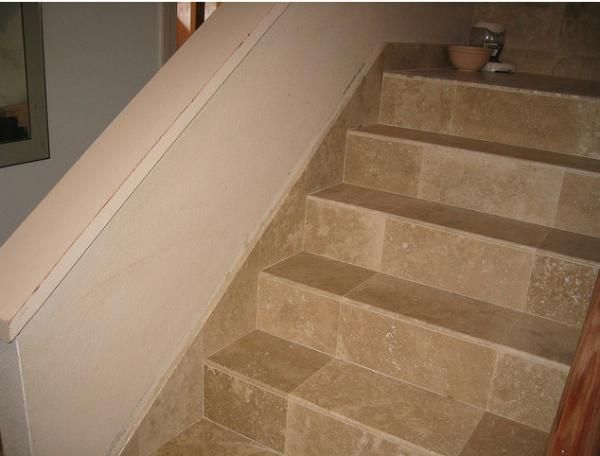 Tiling Over Stairs Doityourself Com Community Forums In