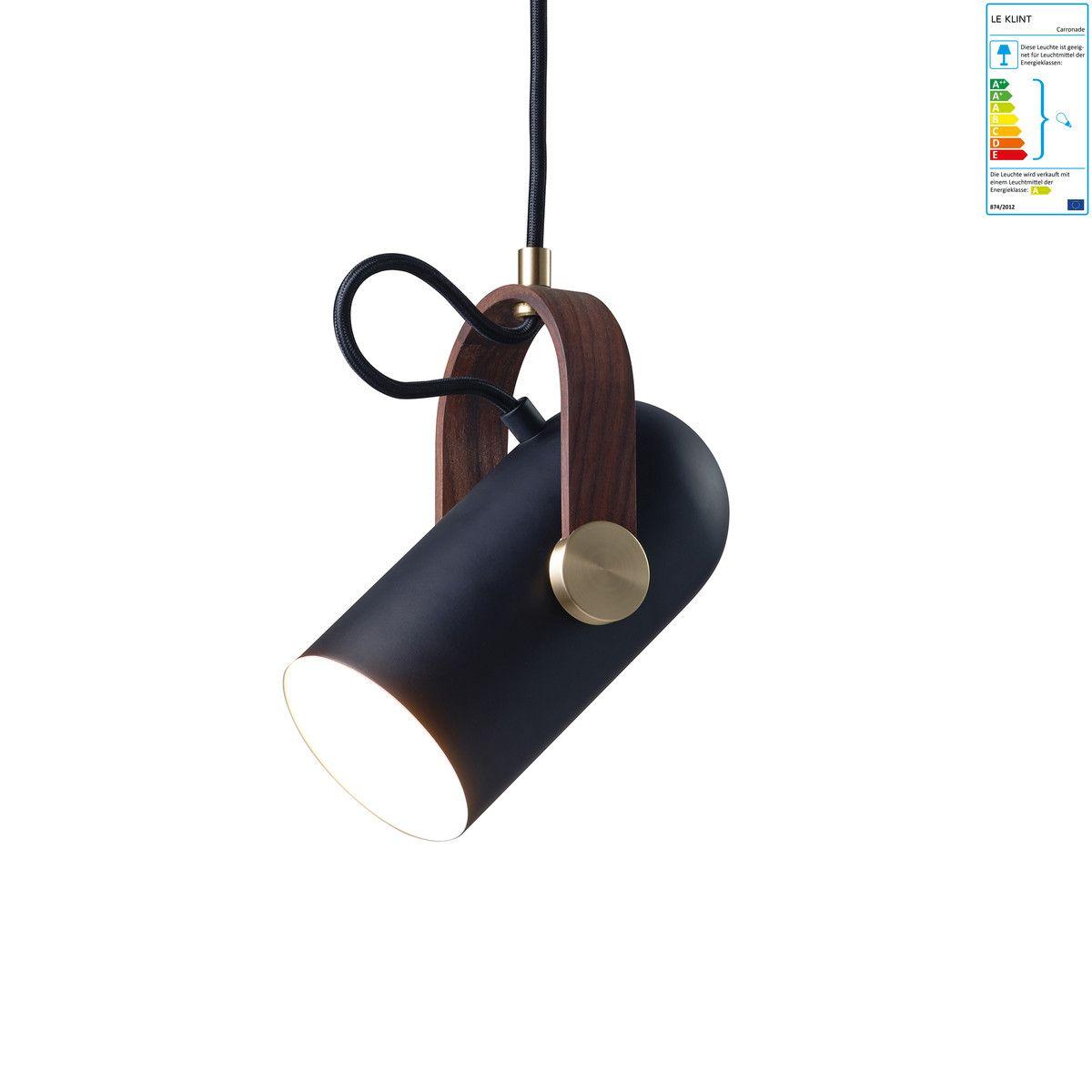 esstischlampe nussbaum