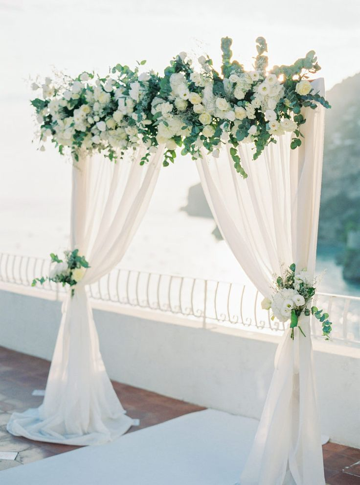 Intimate Positano Wedding at Marincanto Hotel (with a Boat Ride!)