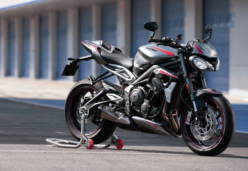 2020 Triumph Street Triple Rs First Ride Review Revzilla Triumph Street Triple Triumph Street Triple R Triumph Motorcycles For Sale
