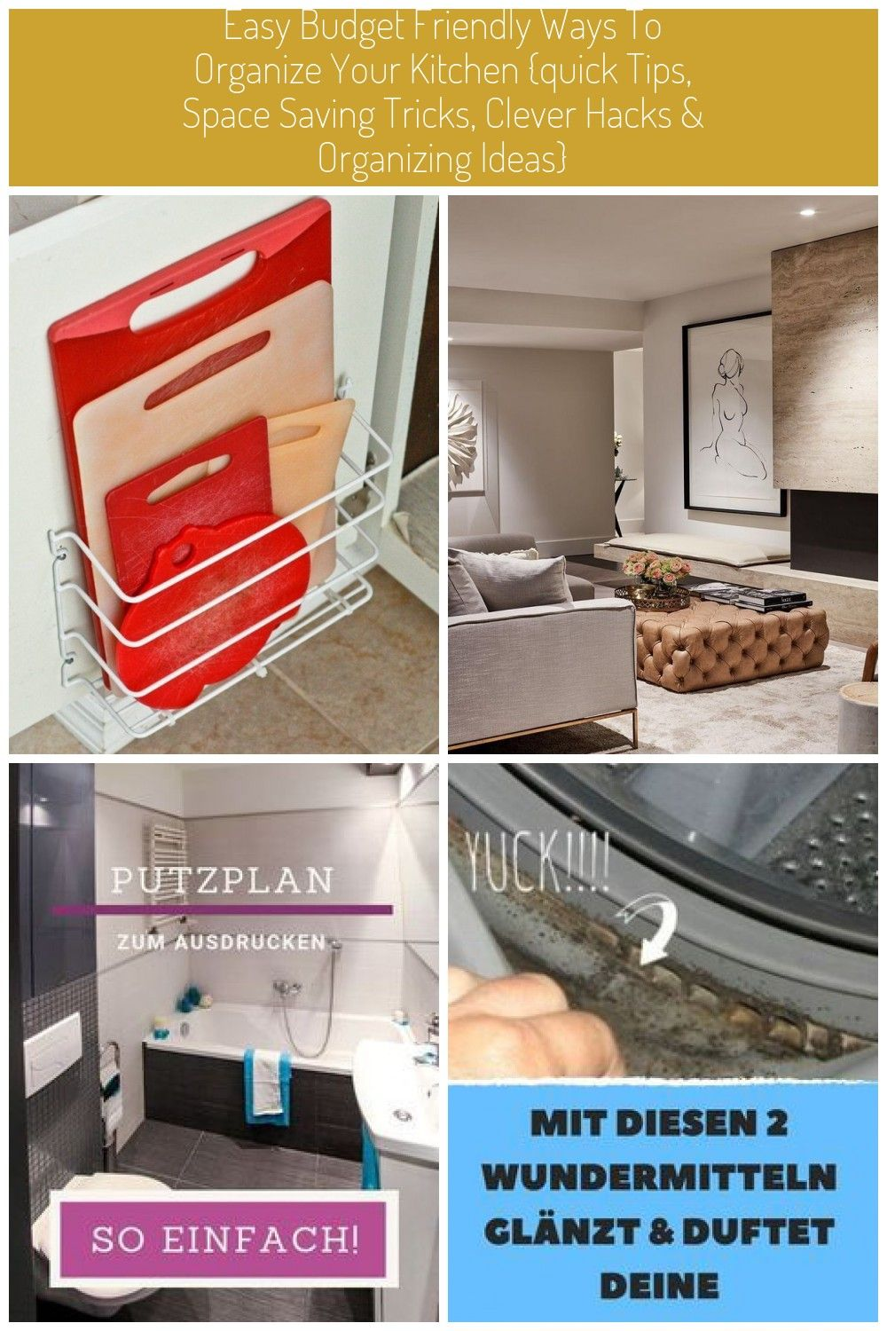 finally kitchen organization made simple and affordable on fast and easy ways to refresh your home on a budget id=29477