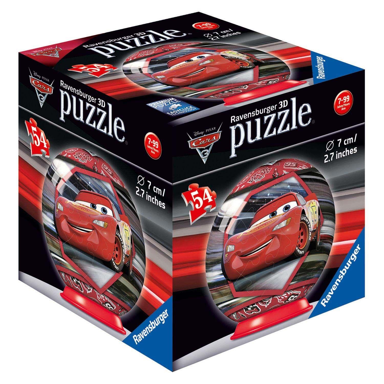Uniek drie dimensionaal puzzelplezier dat zijn de 3D puzzels van Ravensburger De stevige plastic stukjes passen precies in elkaar Zo bouw je vanuit