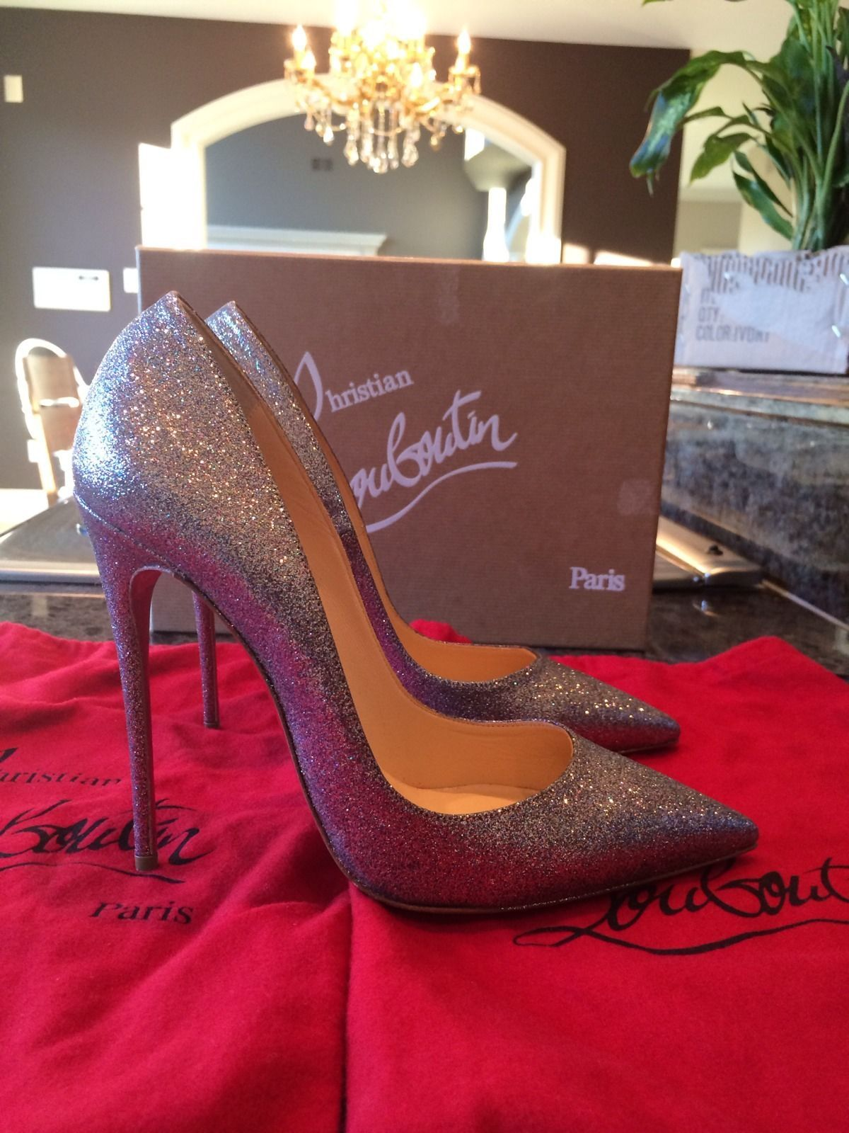scarpe louboutin ebay